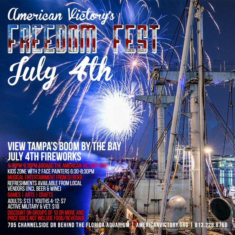 American Victory's Freedom Fest