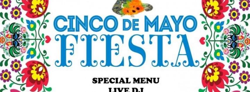 Cinco de Mayo Fiesta Headquarters