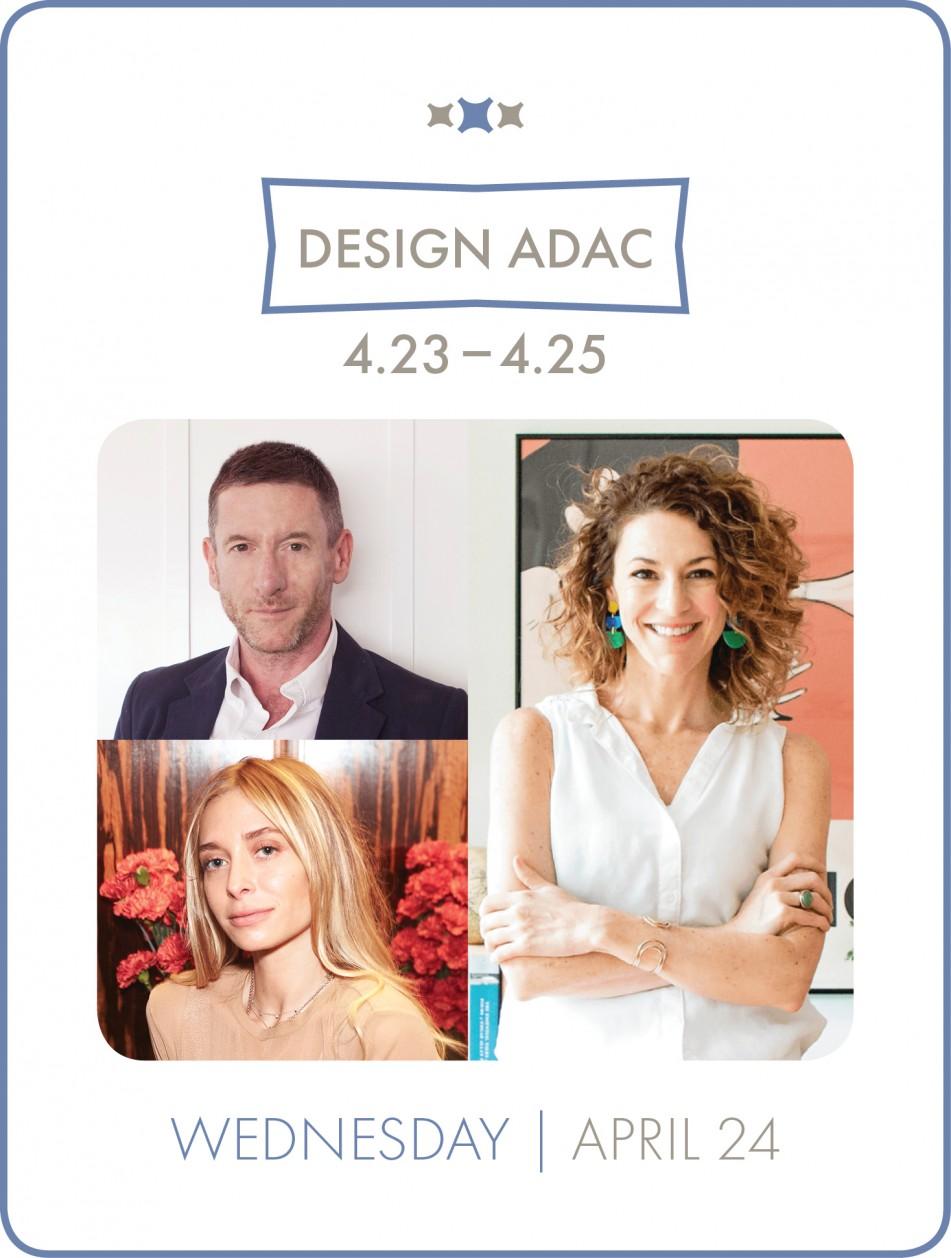 """""""Masters of Design"""" at DESIGN ADAC"""
