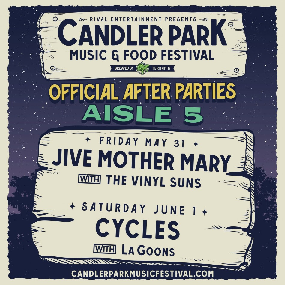Candler Park Music & Food Festival Official After Parties