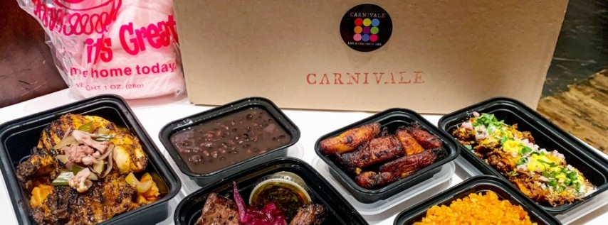 Carnivale Begins Offering Meals and Cocktail Kits for Curbside Pickup