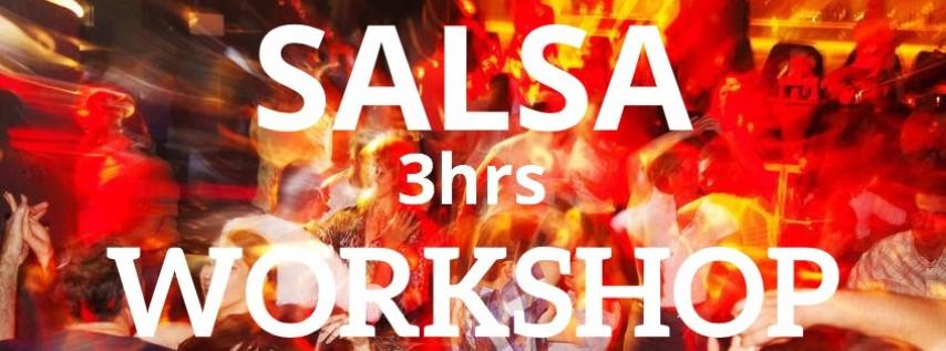 Salsa 3hrs Workshop