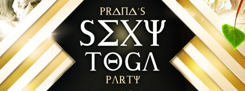 Sexy Toga Party at Club Prana