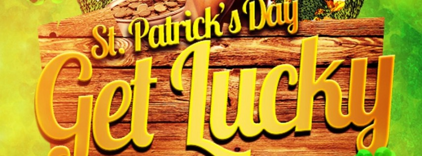 St Patrick's Day Get Lucky Party