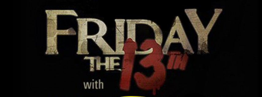 Friday the 13th at Club Prana