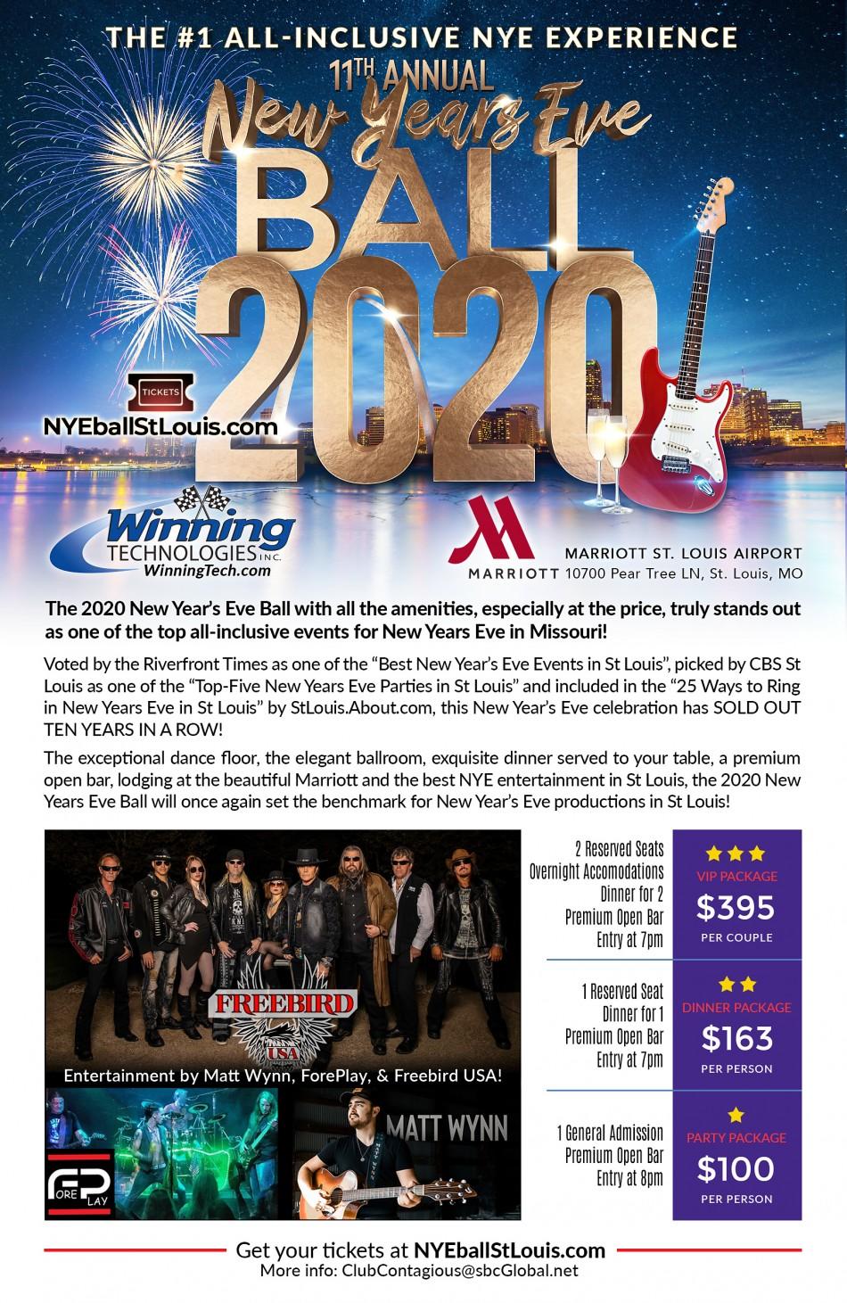 2020 New Years Eve Ball