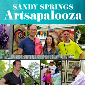 Sandy Springs Artsapalooza 2021