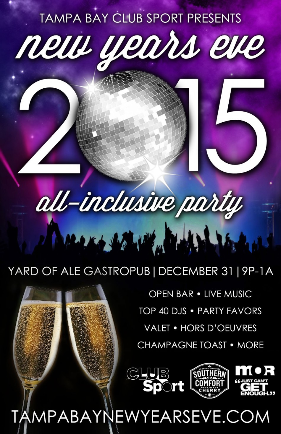 Bay Area New Years Eve Events