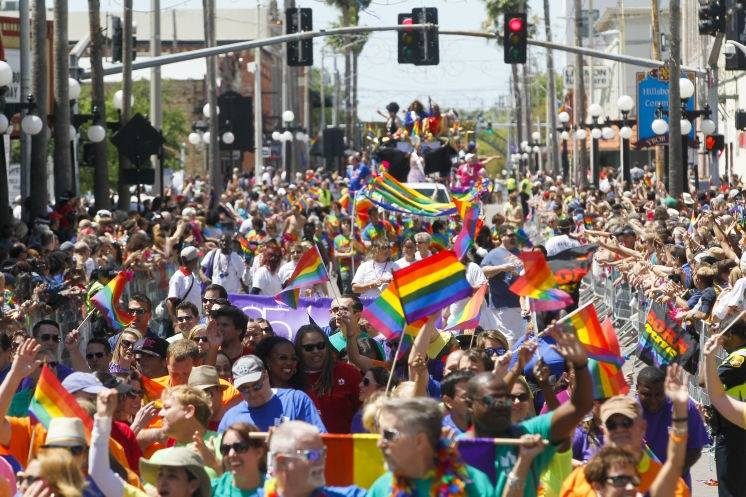 from Cody gay pride fest st pete fl