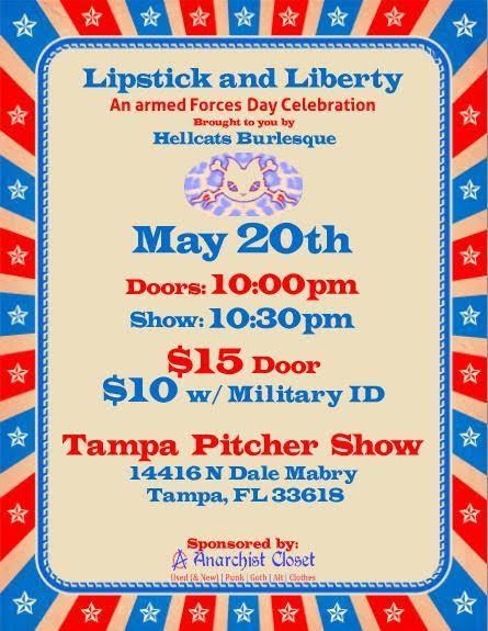 Lipstick and Liberty