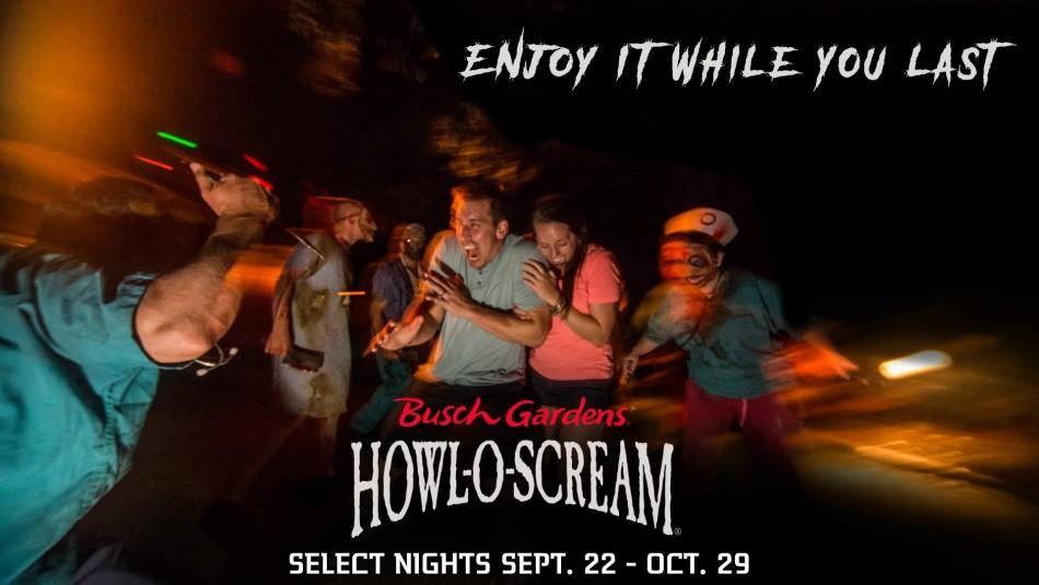 Howl-O-Scream 2017