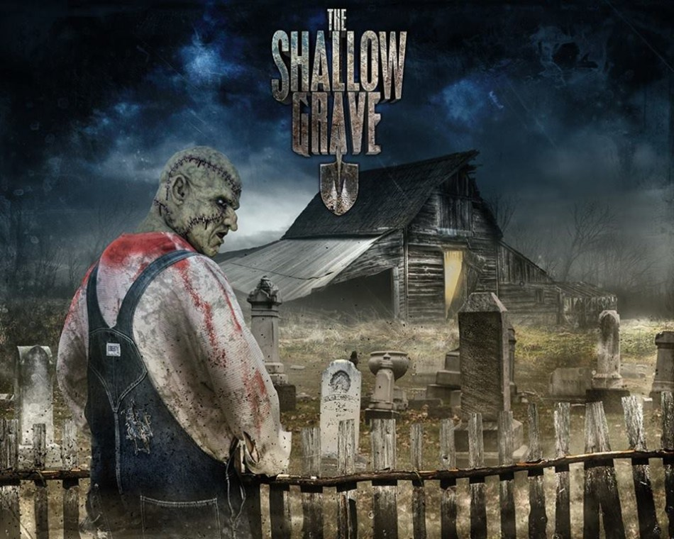 Opening Night 2017 The Shallow Grave Haunted Attraction