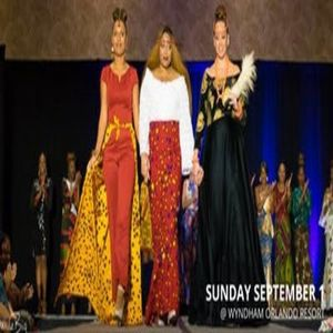 4th Annual Orlando African Fashion Show - 2019