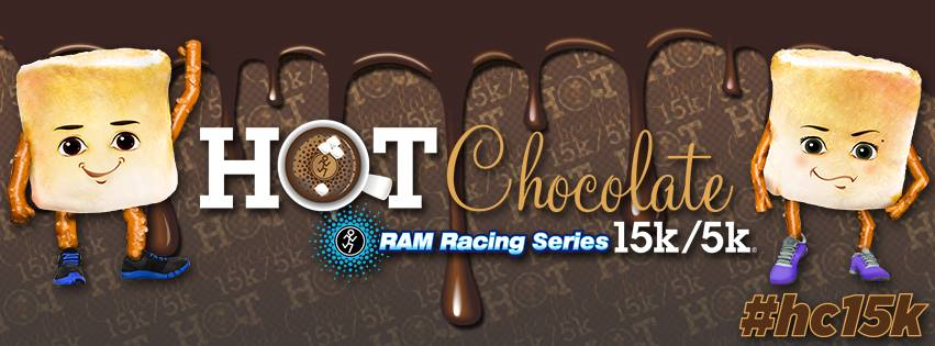 Tampa Hot Chocolate 15K & 5K Road Race - The Sweetest Race In Town!