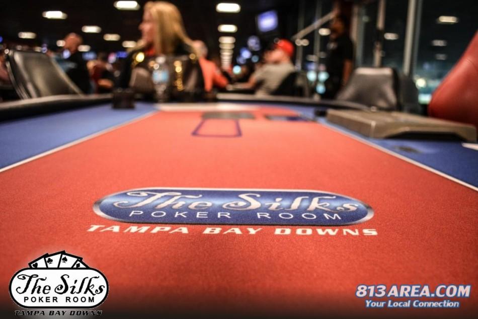 $5,000 Guaranteed Tournament at Silks Poker Room