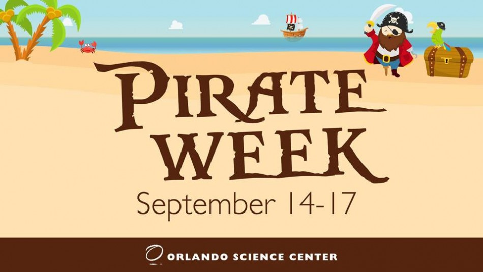 Pirate Week | Orlando Science Center