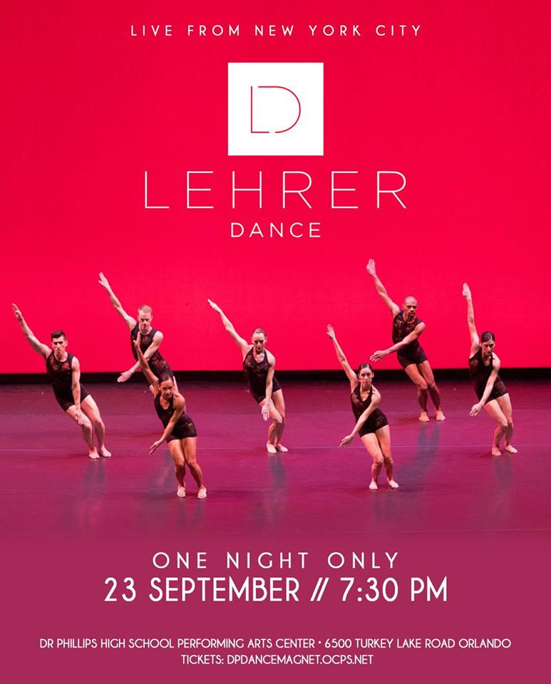 Lehrer Master Class for Middle & High School Dancers