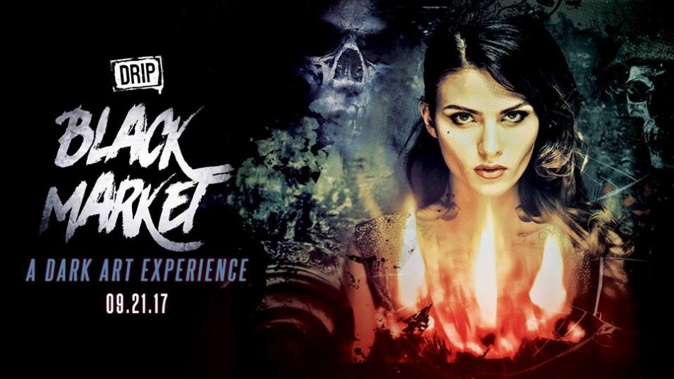 Black Market : A Dark Art Experience | Drip