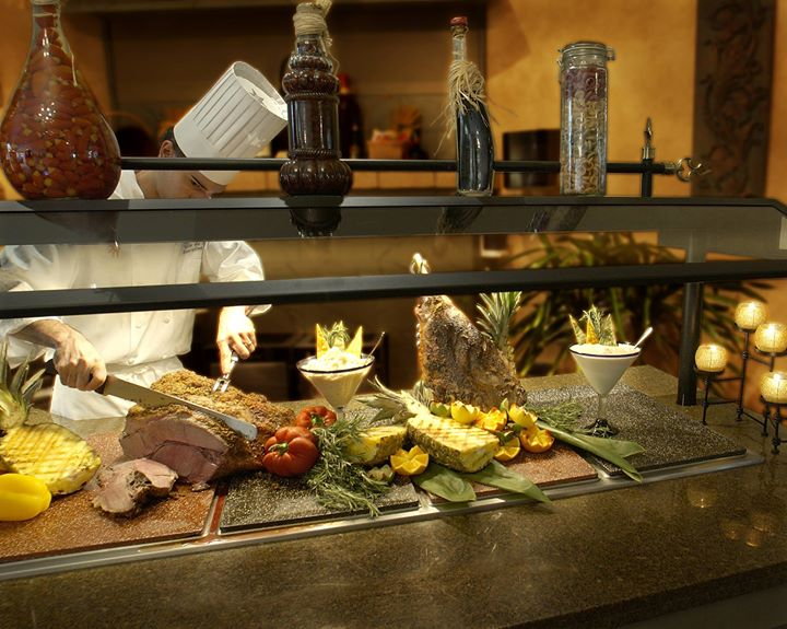 Thanksgiving Brunch Buffet at Gaylord Palms Orlando