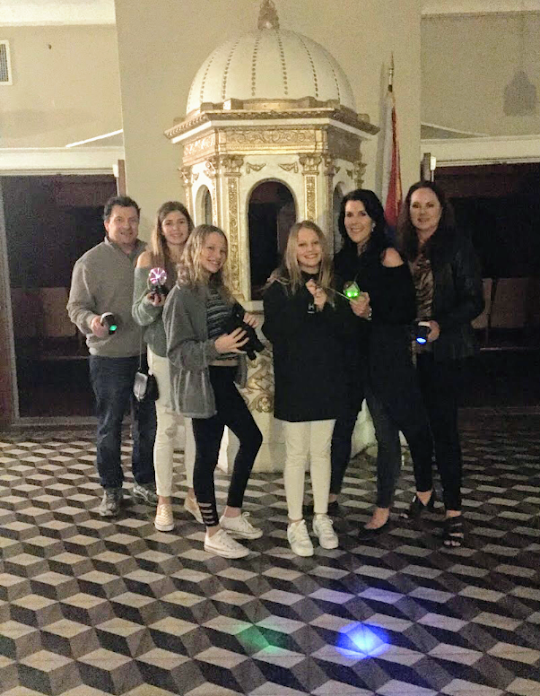 Ghost Hunters Experience with Haunted Dining
