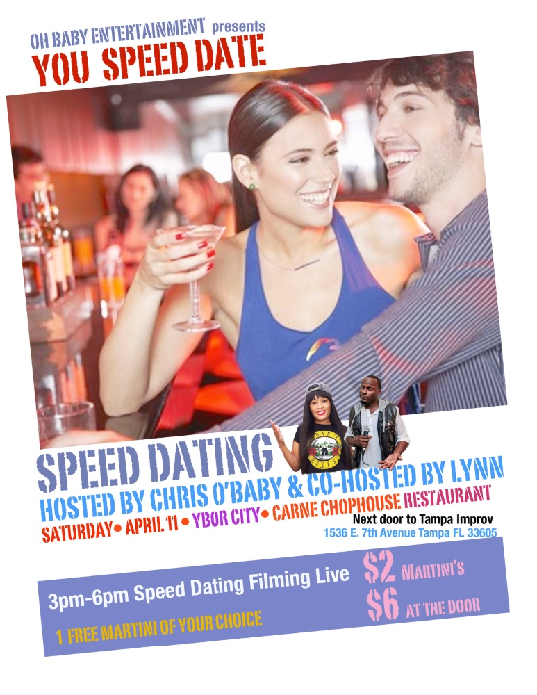 Speed dating 50+ tampa