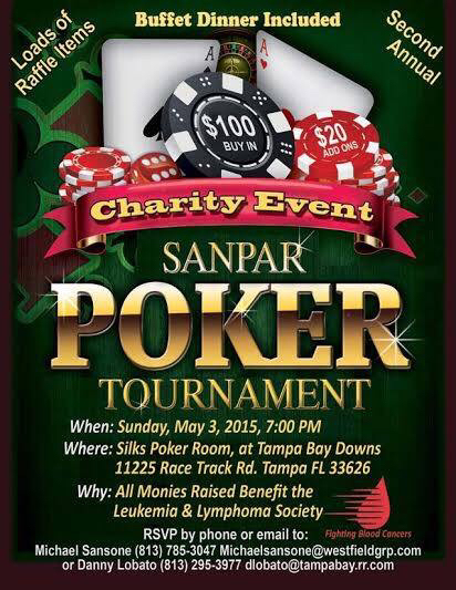 Sunday poker tournaments bay area