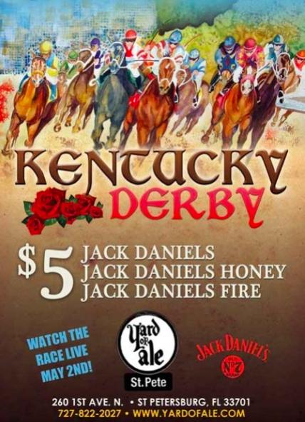 Kentucky derby dates 2019 in Perth