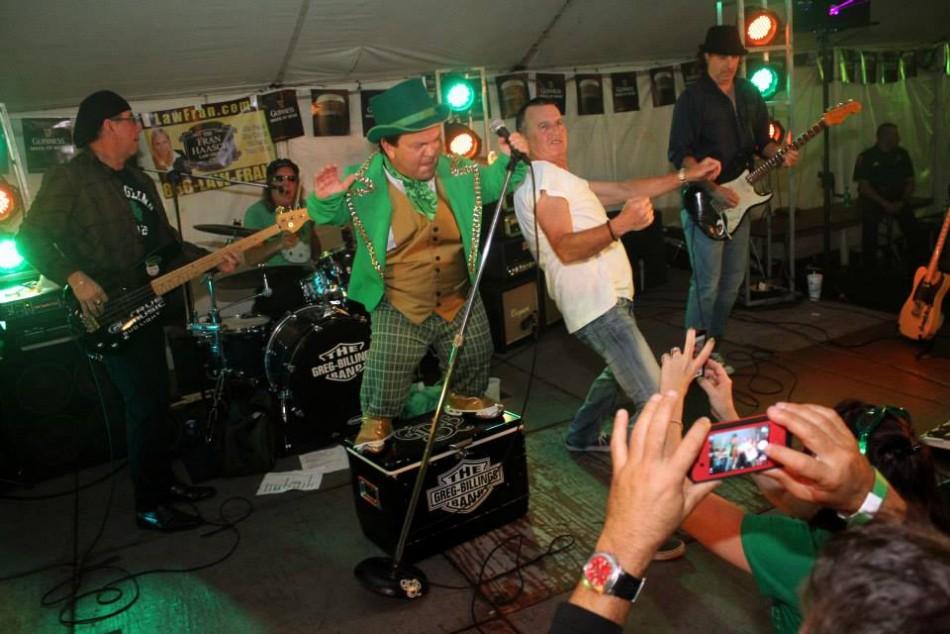 O'Keefe's St Patrick's Irish Tent Party