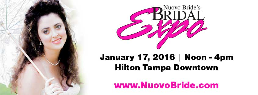 ... Bridal EXPO, St Petersburg & Clearwater FL - Jan 17, 2016 - 12:00 PM