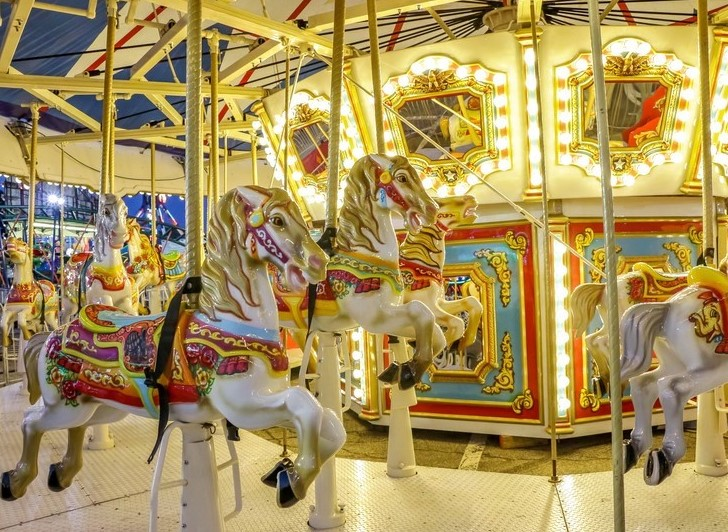 Dulles Town Center Carnival