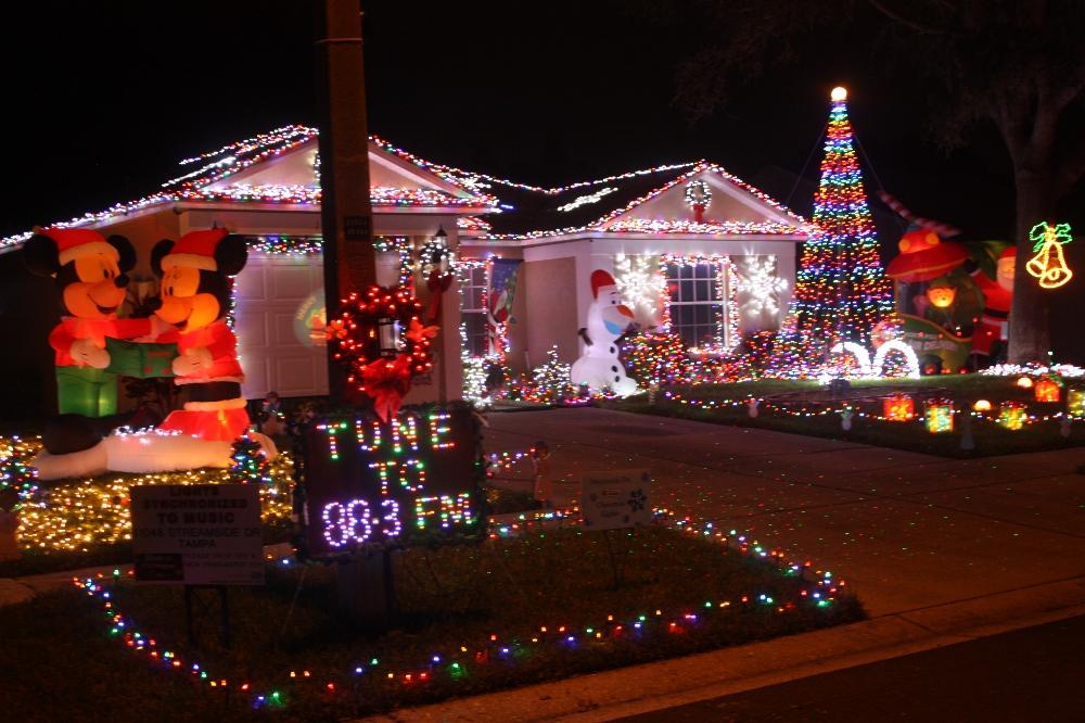 Christmas Lights Austin Tx