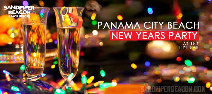 Panama City Beach Fireworks New Years Eve