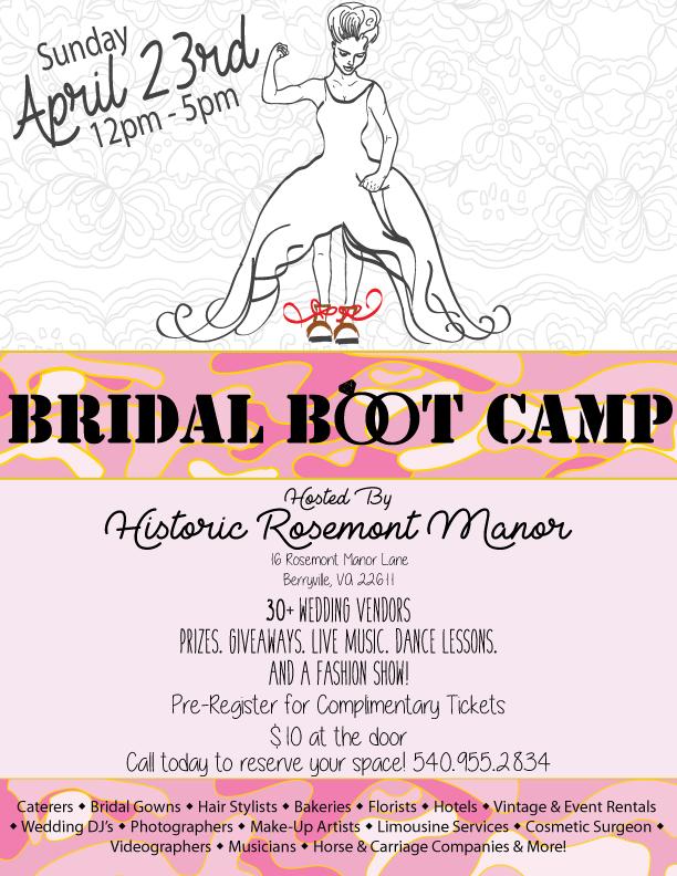 Bridal Show / Boot Camp