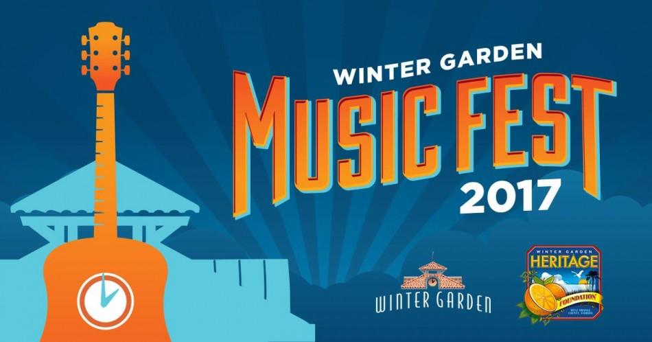 Winter Garden Musicfest 2017 Orlando Fl Nov 11 2017