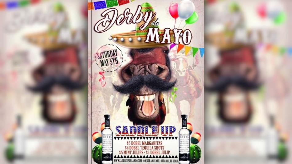 Saddle Up Derby De Mayo