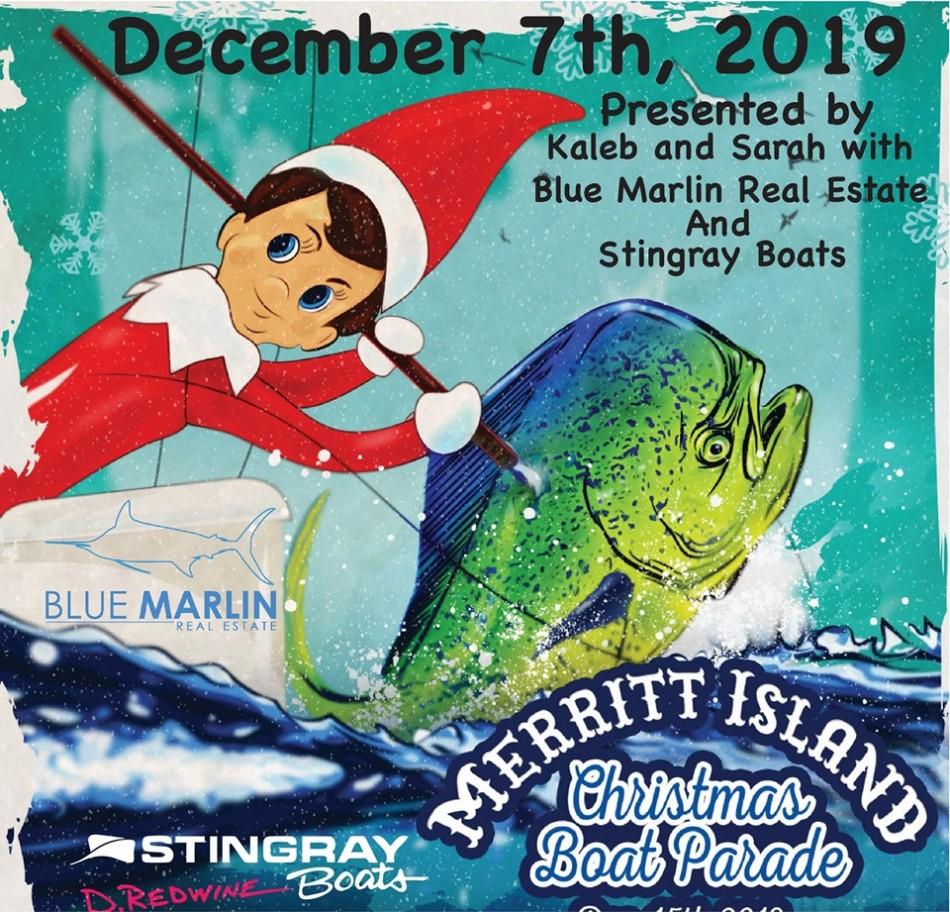 Merritt Island Christmas Boat Parade 2020 2019 Merritt Island Christmas Boat Parade, Brevard County FL   Dec