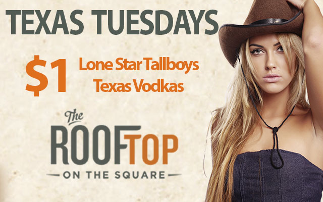 Texas Tuesdays On The Square!