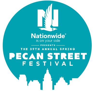 Old Pecan Street Arts Festival Austin Tx May 7 2016