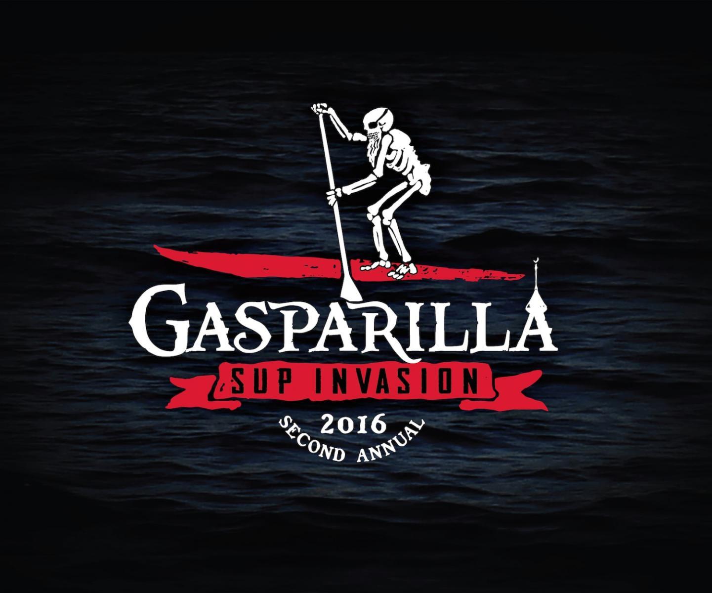 Gasparilla SUP Invasion 2016