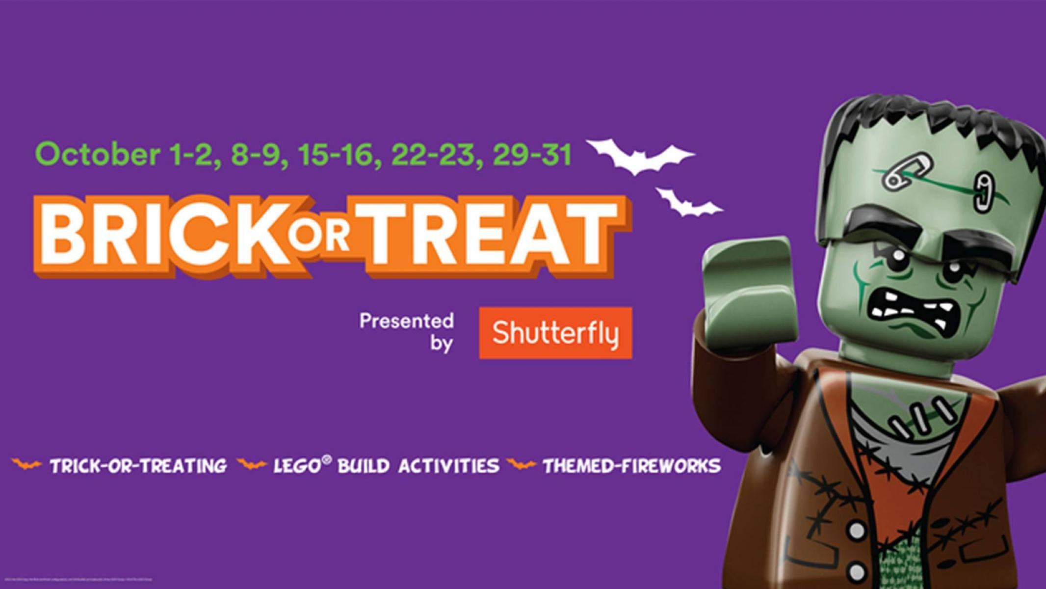 Keep It Happy This Halloween in Orlando with These Family-Friendly ...