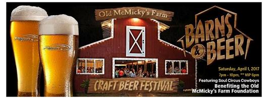 Barns & Beer Craft Beer Festival
