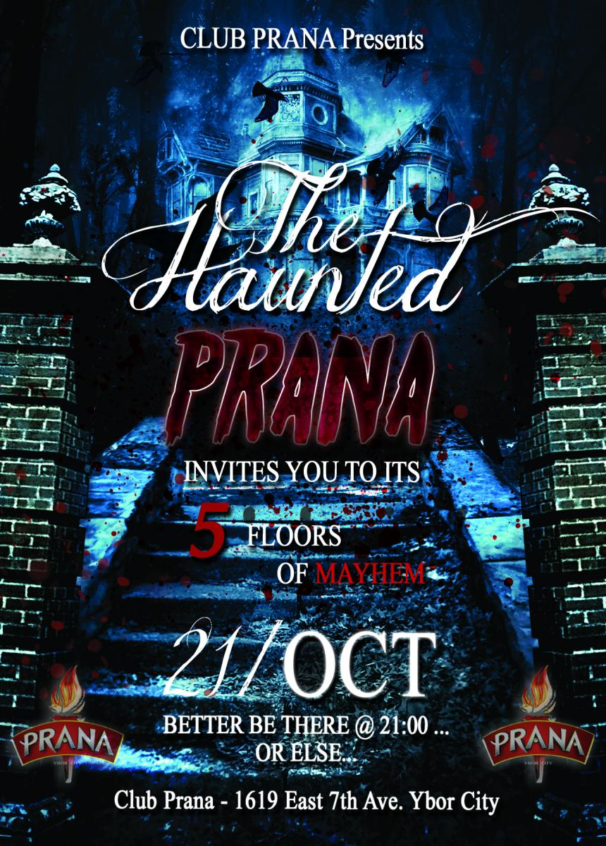 The Haunted Prana