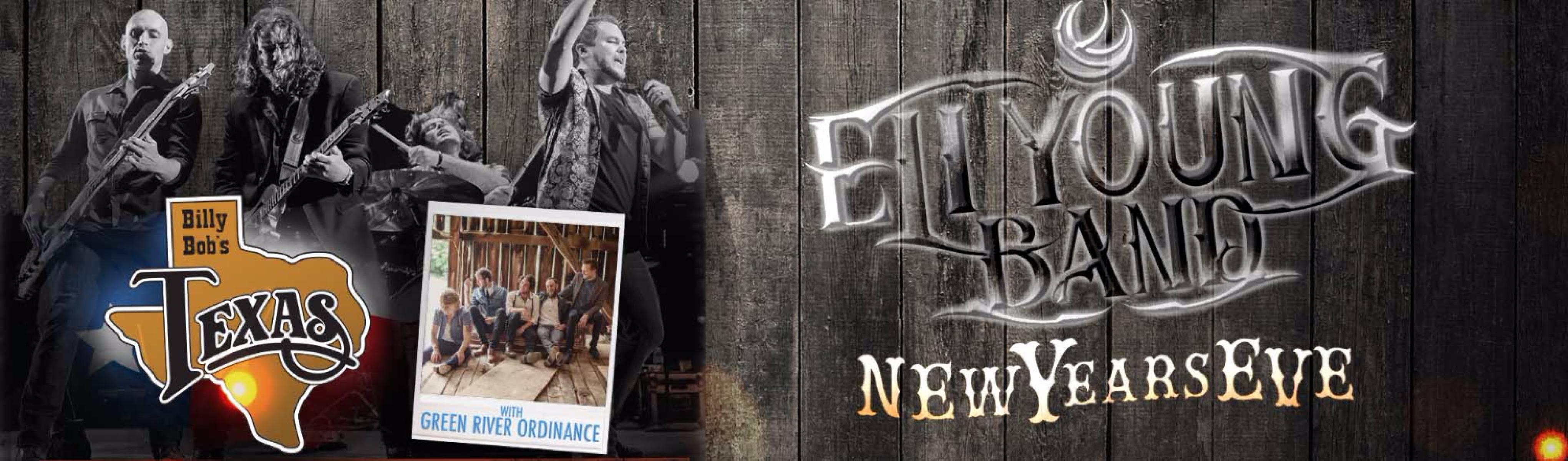 New Year S Eve At Billy Bob S Texas Fort Worth Tx Dec