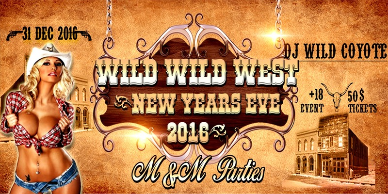 Wild Wild West Nye 2017 Daytona Beach Fl Dec 31 2016