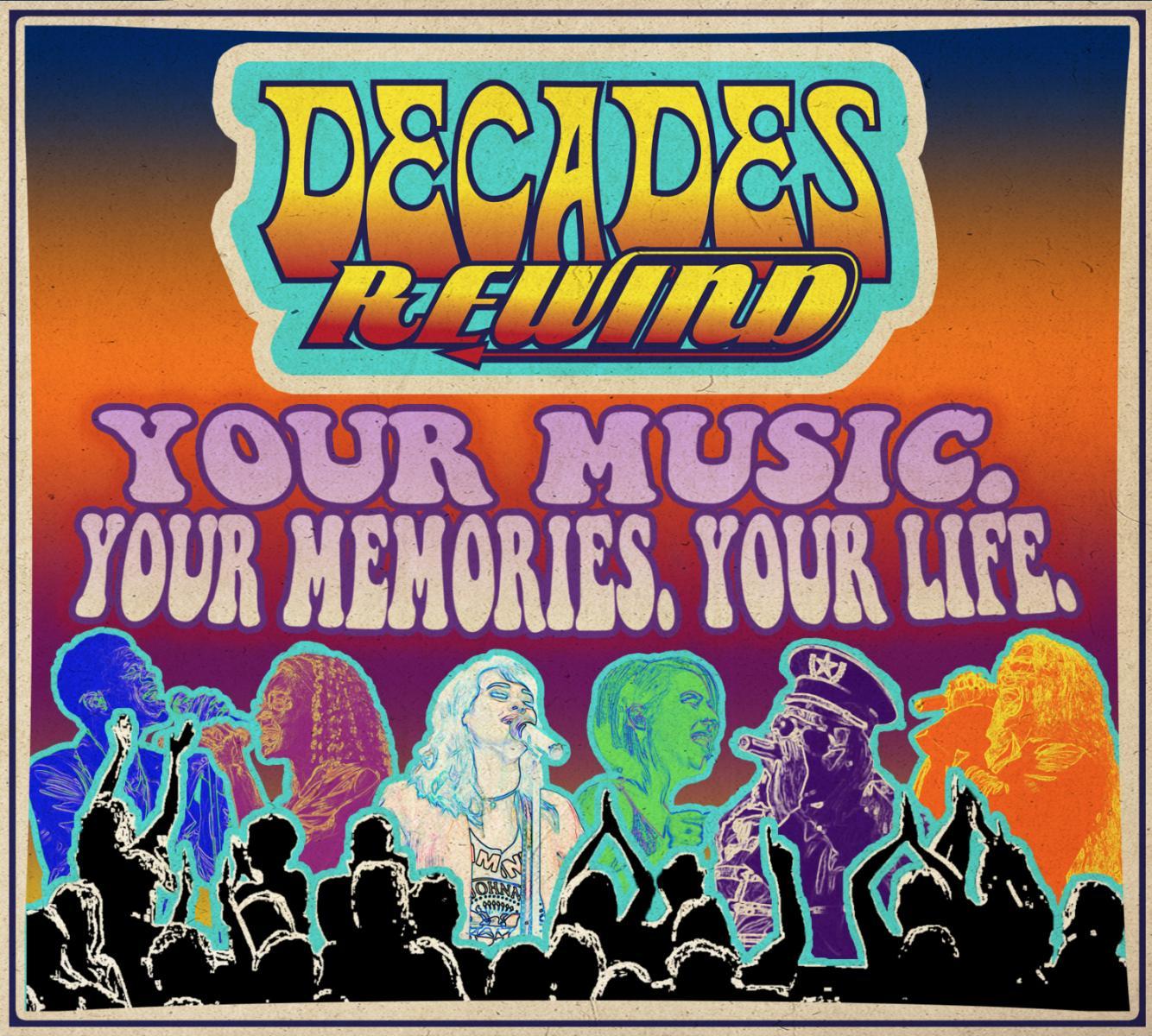 Decades Rewind - Sandusky