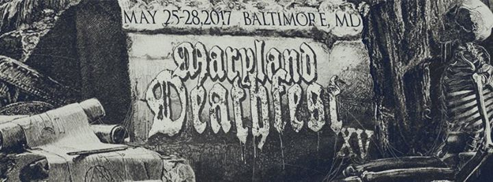 Maryland Deathfest XV