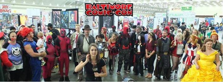 Baltimore Comic-Con 2017