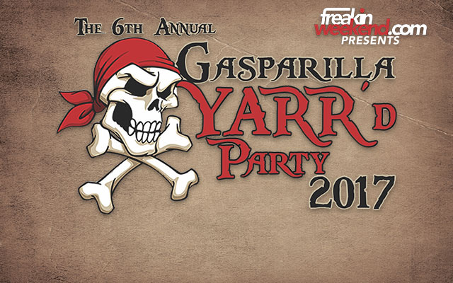 Gasparilla YARR'd Party
