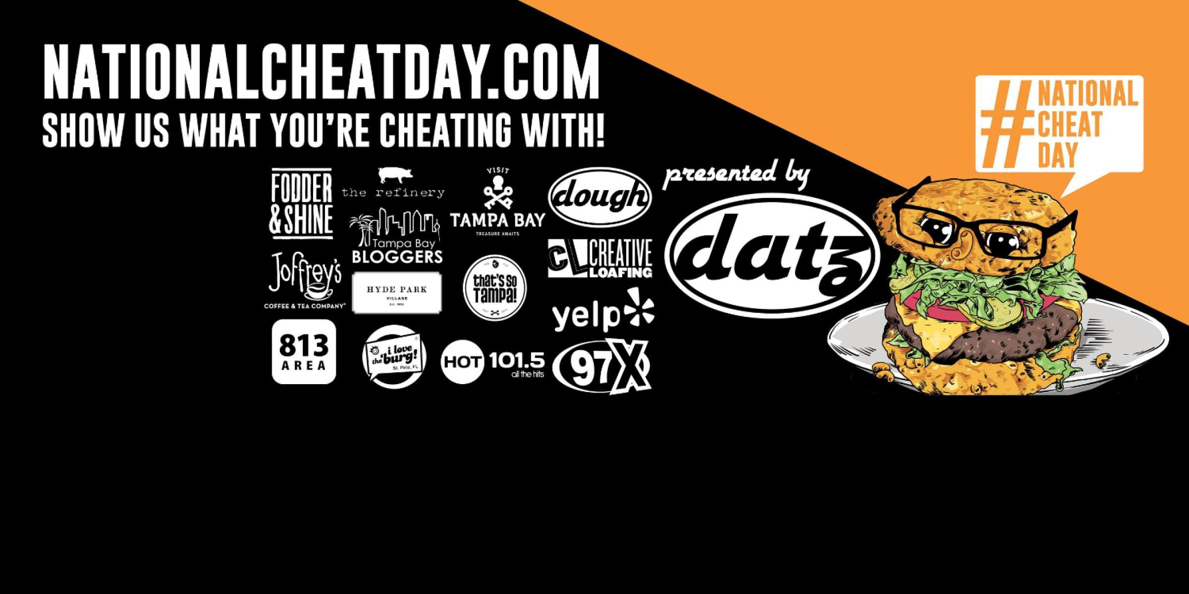 2nd Annual National Cheat Day at Datz