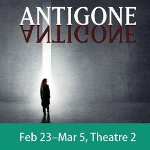 Antigone | Presented by USF Tampa